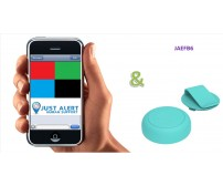 Just Alert JAEFB6,αυτόνομο ελληνικό Android, εφαρμογή για κινητά τηλέφωνα και κουμπί SOS