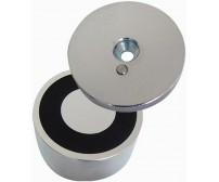 Ηλεκτρομαγνήτης συγκράτησης πόρτας για τοίχο CDVI V250D80