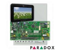 Ολοκληρωμένο σετ ενσύρματου συναγερμού Paradox με κέντρο SP7000 16 ζωνών