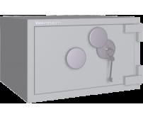 Χρηματοκιβώτιο δαπέδου τοίχου με κλειδί ή κωδικό,πιστοποίηση από Vds κλάσης Ι, Wertheim AKT0300