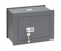 Χρηματοκιβώτιο εντοιχιζόμενο με κλειδί,Domus Ideal, υψηλό επίπεδο ασφάλειας