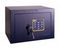 Χρηματοκιβώτιο δαπέδου τοίχου με κωδικό και κλειδί Arregui Forma Basic 15000B-S2