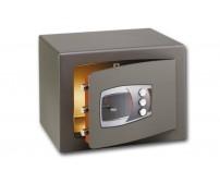Χρηματοκιβώτιο δαπέδου με κλειδί και μηχανικό κωδικό Technomax Moby Diplo DMD, πιστοποίηση S2