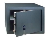 Χρηματοκιβώτιο δαπέδου με κλειδί CISA 82050 , υψηλό επίπεδο ασφάλειας
