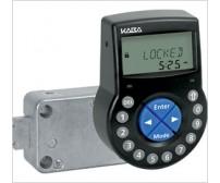 Ηλεκτρονική κλειδαριά χρηματοκιβωτίου με πολλαπλές λειτουργίες Kaba Mauer SL525