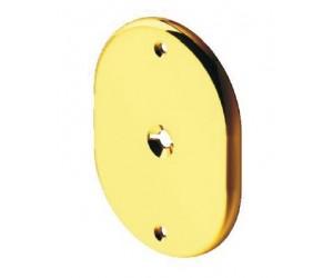 """Διακοσμητικό για κλειδαριά Omega, Disec A2111, εξωτερικό μικρό με """"εμφανείς"""" βίδες"""