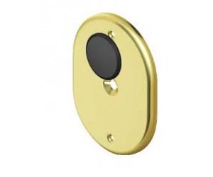 """Διακοσμητικό για κλειδαριά Omega, Disec KT2113, εσωτρικό μικρό με """"εμφανείς"""" βίδες"""