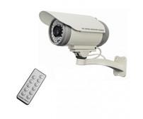 Κάμερα ασφαλείας εσωτερικού ή εξωτερικού χώρου με καταγραφή και νυχτερινή όραση