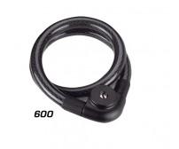 Συρματόσχοινο ποδηλάτου ABUS 600/110 με κλειδί