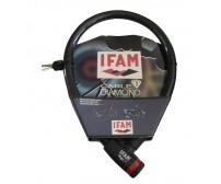 Κουλούρα Ifam Diamond 100cm με κυλινδρικούς συνδέσμους κατά της κοπής