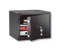 Burg-Wächter Home Safe Χρηματοκιβώτιο πιστοποιημένο δαπέδου με κλειδί, επίπεδο ασφάλειας B