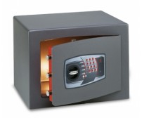 Technomax Trony DMT Χρηματοκιβώτιο Δαπέδου με κωδικό, με πιστοποίηση S1