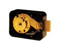 Μηχανική κλειδαριά χρηματοκιβωτίων 3 δίσκων JIS