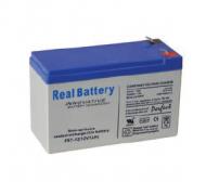 Real Battery 12V/7Ah, Μπαταρία Μολύβδου