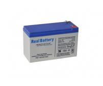 Real Battery 12V/9Ah, Μπαταρία Μολύβδου