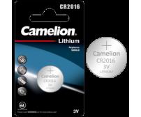 Camelion CR2016, Μπαταρία Λιθίου